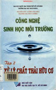 Giáo trình Công Nghệ Sinh Học Môi Trường Tập 2 - Nguyễn Đức Lượng