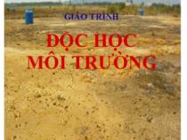Giáo Trình Độc Học Môi Trường – Nguyễn Thị Phương Anh