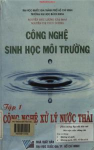 Giáo trình Công Nghệ Sinh Học Môi Trường Tập 1 - Nguyễn Đức Lượng