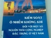 Giáo trình Kiểm Soát Ô Nhiễm Không Khí – Nguyễn Đinh Tuấn