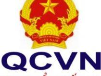 QCVN 04:2013/BCT về an toàn chai chứa khí dầu mỏ hóa lỏng bằng thép
