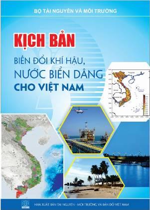 Kịch Bản Biến Đổi Khí Hậu, Nước Biển Dâng Cho Việt Nam 2012