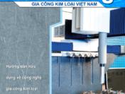 Cẩm nang gia công kim loại Việt Nam