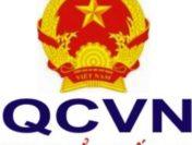 QCVN 63:2017/BTNMT – Quy chuẩn kỹ thuật quốc gia về nước thải chế biến tinh bột sắn